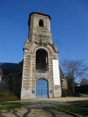 Ancienne église Saint-Etienne -  le theatre du vieux st etienne a rennes