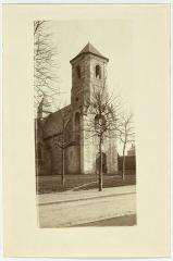Ancienne église Saint-Etienne -