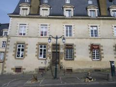 Ancien hôtel du Molant -  maison, place des lices