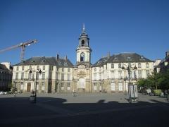 Hôtel de ville - עברית: בית עיריית רן