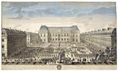 Place du Parlement de Bretagne -