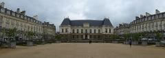 Place du Parlement de Bretagne -  le parlement de bretagne a rennes
