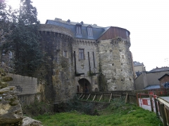 Porte Mordelaise -  les portes mordelaises