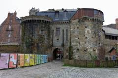 Porte Mordelaise - English: Rennes