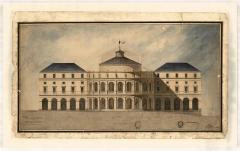 Théâtre et immeubles dits Galeries du Théâtre -