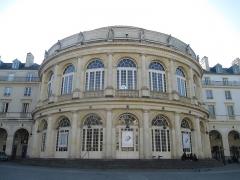 Théâtre et immeubles dits Galeries du Théâtre - עברית: בית האופרה של רן