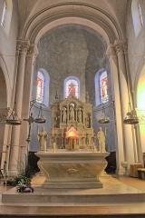 Eglise Saint-Briac - Français:   Maître-autel