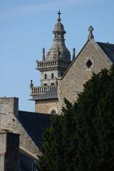 Eglise Saint-Briac - English: Church of Saint-Briac-sur-Mer. Stroke classed an historical monument in 1908.
