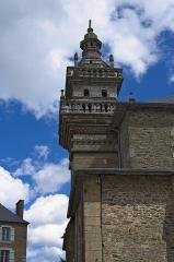 Eglise Saint-Briac - Français:   Église Saint-Briac de Saint-Briac-sur-Mer.