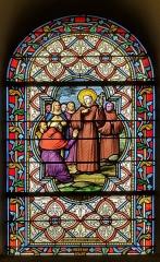 Eglise Saint-Briac - Français:   Prédication de saint-Briac