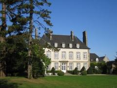 Malouinière de la Ville-Bague - English: malouinière of la ville bague (photo)