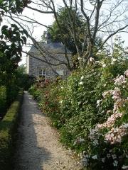 Malouinière de la Ville-Bague - English: pigeonhouse of la ville bague