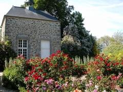Malouinière de la Ville-Bague - English: pigeonhouse in la ville bague