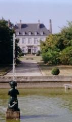 Malouinière de la Ville-Bague - English: Malouinière of la Ville Bague in Saint coulomb (35 France)