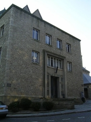 Ancienne abbaye Saint-Benoît, actuellement palais de justice -