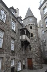 Maison de la Duchesse Anne - English: Saint-Malo (France, Brittany) Maison de la duchesse Anne