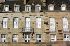 Maison ou hôtel de la Sauldre - Français:   Saint-Malo intra muros, Bretagne, France. Hôtel de la Sauldre. 2014