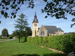 Ancienne abbaye Saint-Méen - Saint Méen Le Grand - L'abbatiale
