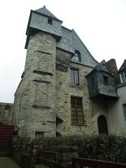Ancien Hôtel du Bât ou du Bol d'Or -  maison ancienne a vitré