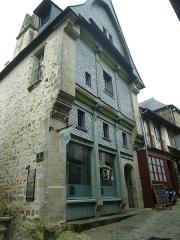 Maison ou Hôtel de la Botte Dorée -  maison ancienne a vitré