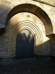 Eglise Saint-Goustan -  entrée de l'eglise a saint goustan