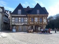 Maison -  saint goustan