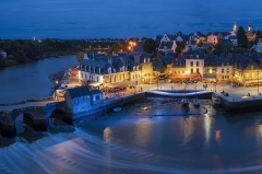 Pont de Saint-Goustan - English: Auray, France
