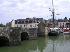 Pont de Saint-Goustan -  Bridge at Auray