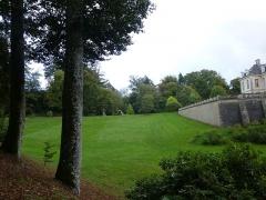 Château de Kerguéhennec et ses dépendances -  domaine de kerguéhennec