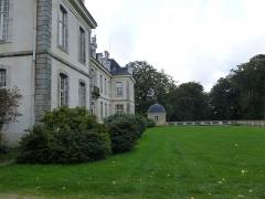 Château de Kerguéhennec et ses dépendances -  le domaine de kerguéhennec