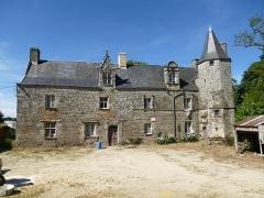 Manoir de Kergal -  le chateau de kergal