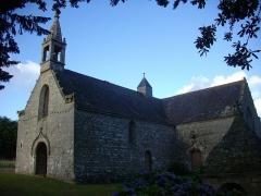 Chapelle Sainte-Anne - Français:   Chapelle Sainte-Anne de Buléon (Morbihan, France)