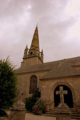 Eglise Saint-Cornély -  Kirche von Carnac