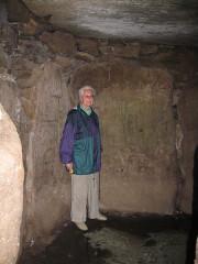 Tumulus-dolmen de Kercado - Deutsch: Grabkammer Kergado