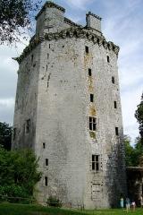 Ancienne forteresse ou ancien château de Largouët -