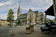 Eglise Saint-Alban - Français:   Eglise Elven