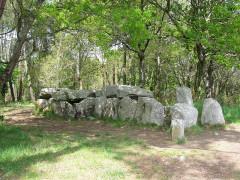 Dolmen de Mané-Groh - Deutsch: Dolmen von Mane Groh bei Plouharnel, Morbihan