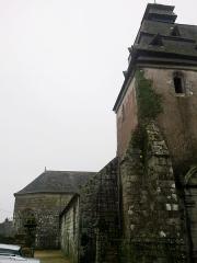 Eglise paroissiale Notre-Dame de l'Assomption -  Morbihan Le Faouet Notre Dame 12012014