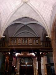 Eglise paroissiale Notre-Dame de l'Assomption -  Morbihan Le Faouet Notre Dame Jube 12012014