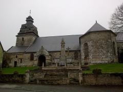Eglise paroissiale Notre-Dame de l'Assomption -  Morbihan Le Faouet Notre-Dame Monument Morts