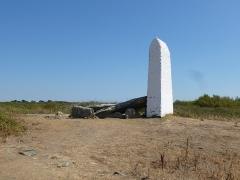 Dolmen dit de Vagouar-Huen -  ile de groix