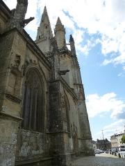 Eglise Notre-Dame-de-Paradis et ses abords - Français:   l\'eglise notre dame du voeu