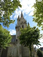 Eglise Notre-Dame-de-Paradis et ses abords -  l'eglise notre dame du voeu