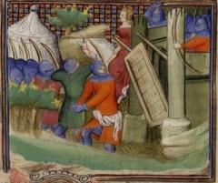 Remparts - Français:   Siège de Hennebont (1342)