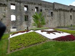 Remparts -  les jardins et les remparts