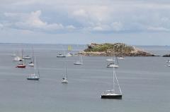 Ilôt d'Er-Yoh (Le Mulon) , près de l'île d'Houat - Français:   L\'îlot d\'Er Yoc\'h, au large de l\'île d\'Houat (Morbihan).