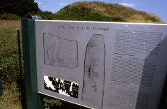 Tumulus-dolmen de l'île Gavrinis - Deutsch: Gavrinis3