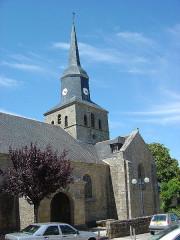 Eglise Notre-Dame -  Eglise Notre-Dame-de Kerdro- Locmariaquer