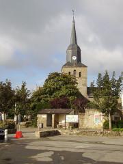 Eglise Notre-Dame -  Locmariaquer, Frankreich