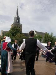 Eglise Notre-Dame -  Locmariaquer et ses fêtes